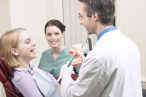 Why get dental insurance?